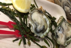 Apps & Oysters: Bivalves on a Budget