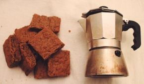 Coffee Blondies That Will Improve Any Situation on Earth